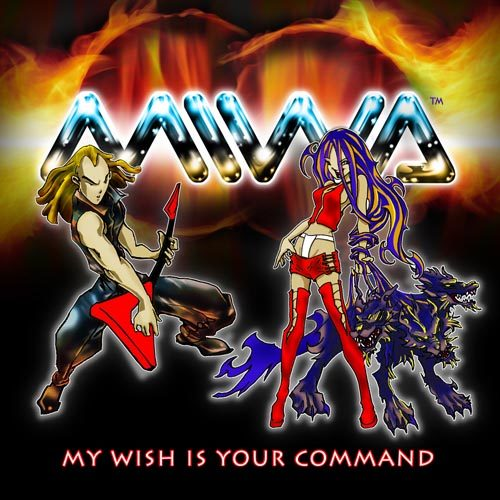 MIWA - My Wish Is Your Command - Album - Miwa - Sean Lee - Chris Slade - Bjorn Englan